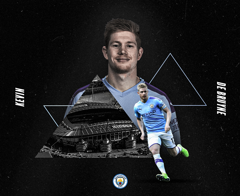 Kevin De Bruyne, Manchester City.